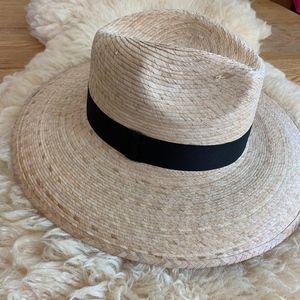 #CCO! Brooklyn Hat Co Palm Fiber Safari Hat
